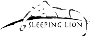 SLEEPING LION Logo