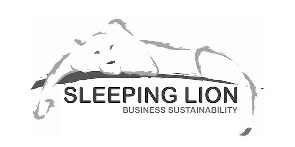 SLEEPING LION Logo